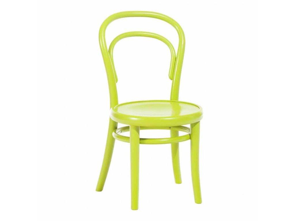 Dětská dřevěná židle Petit 014. Na objednávku. Cena na dotaz.