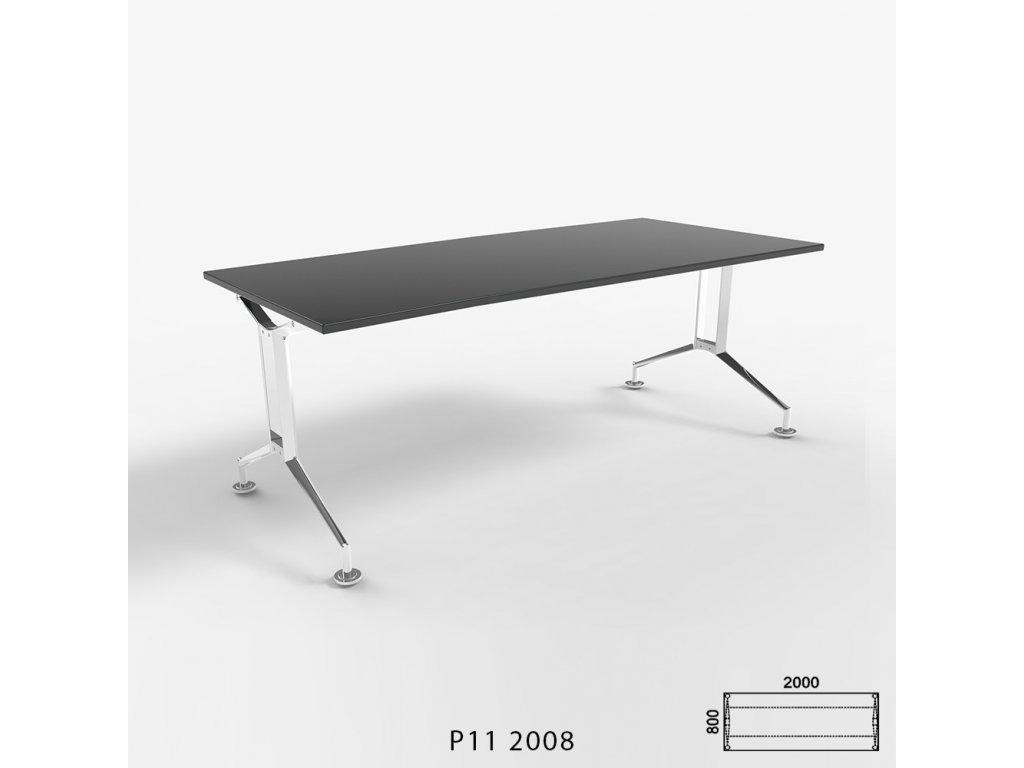 Pracovní stůl Royal P 11. Na objednávku. Cena na dotaz.