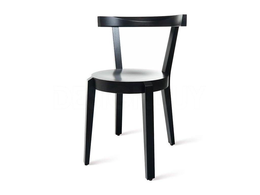 Moderní dřevěná židle Punton. Na objednávku. Cena na dotaz.