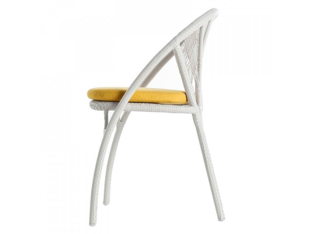 Originální pletená židle Hagia