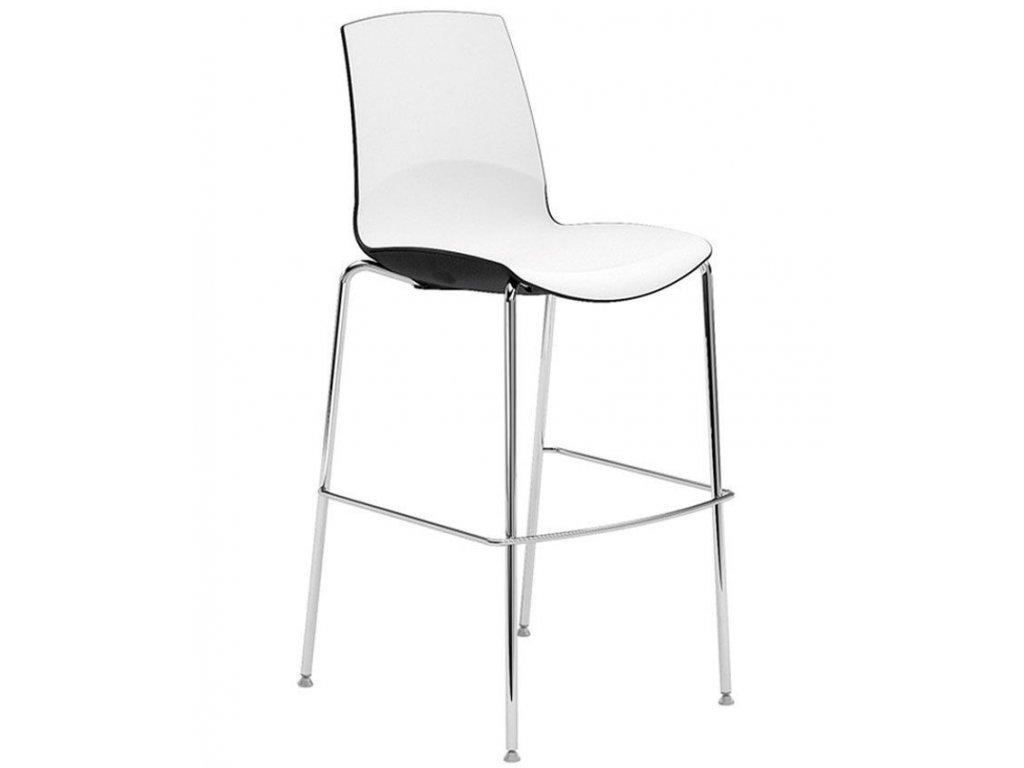 Moderní barová židle Now
