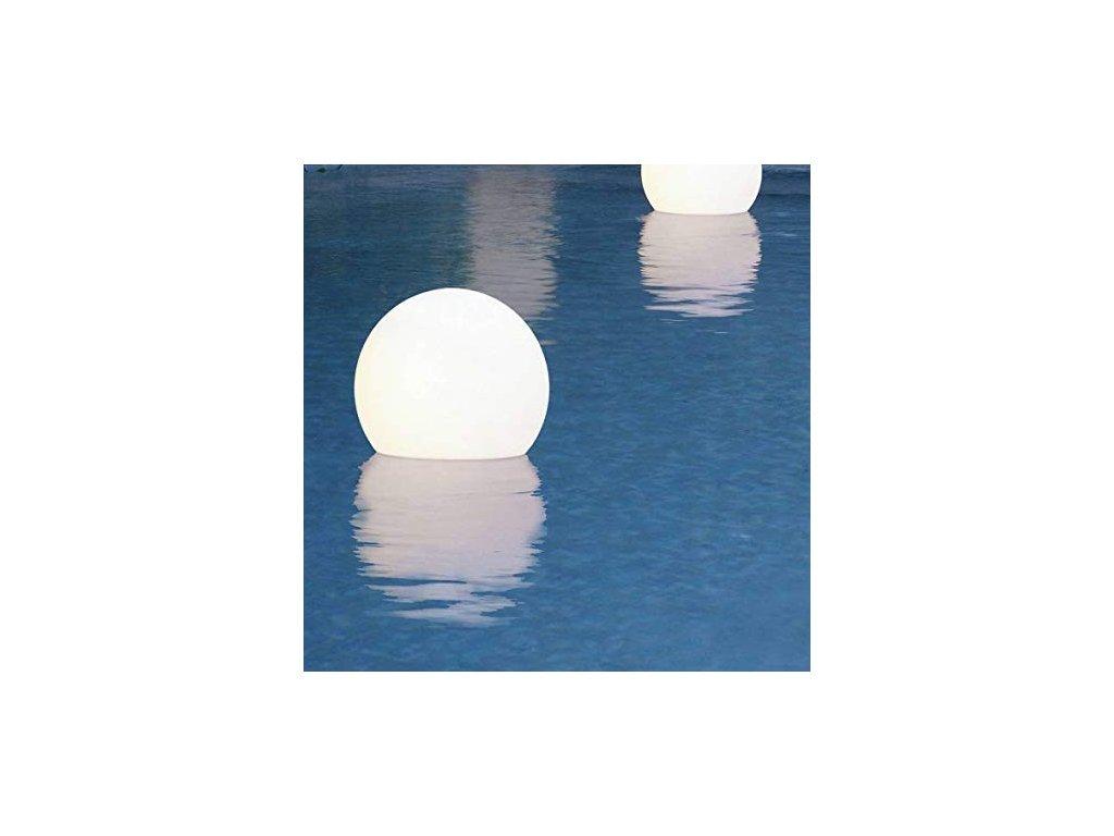 Stylová lampa do bazénů Aquaglobo pr. 40 cm
