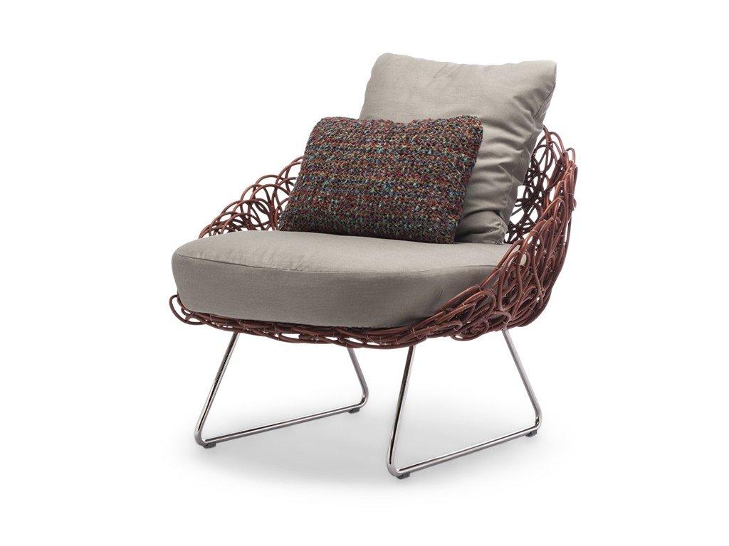 Designové lounge křeslo Noodle Easy