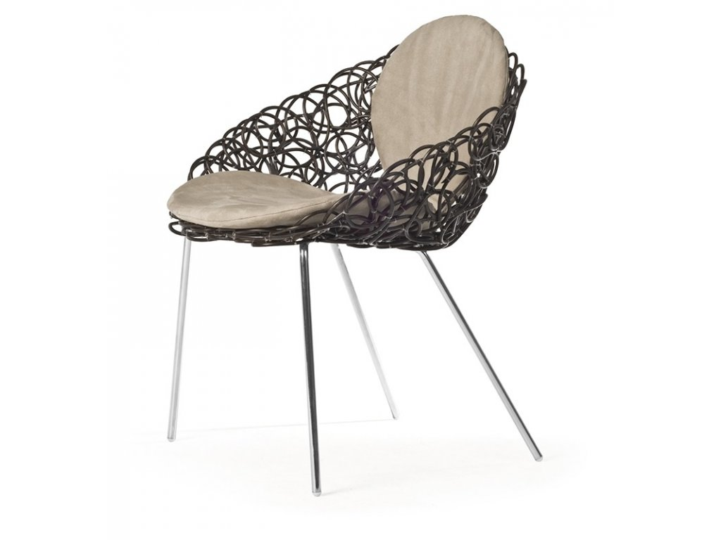 Jídelní designová židle Noodle
