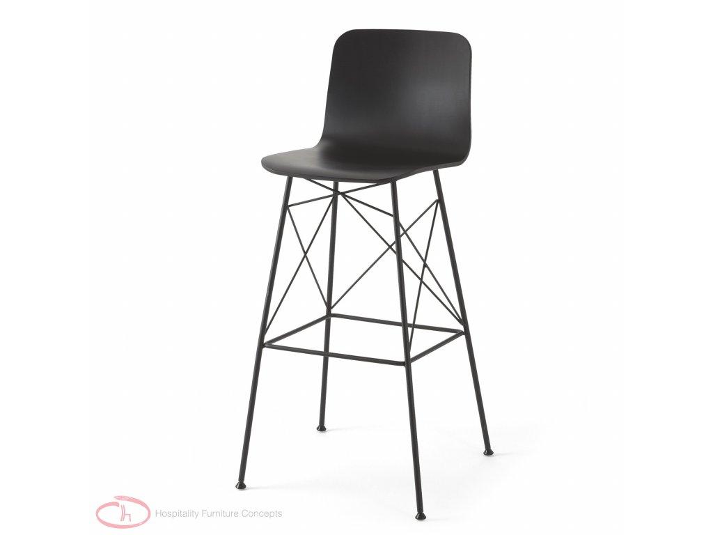 Moderní barová židle Bebo TRS