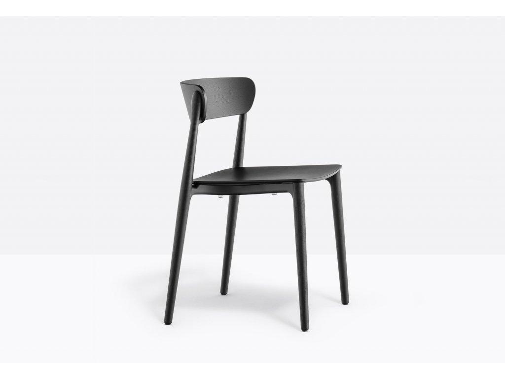 Dřevěná židle Nemea 2820