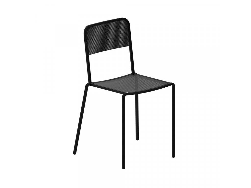Kovová židle Ginger 2018
