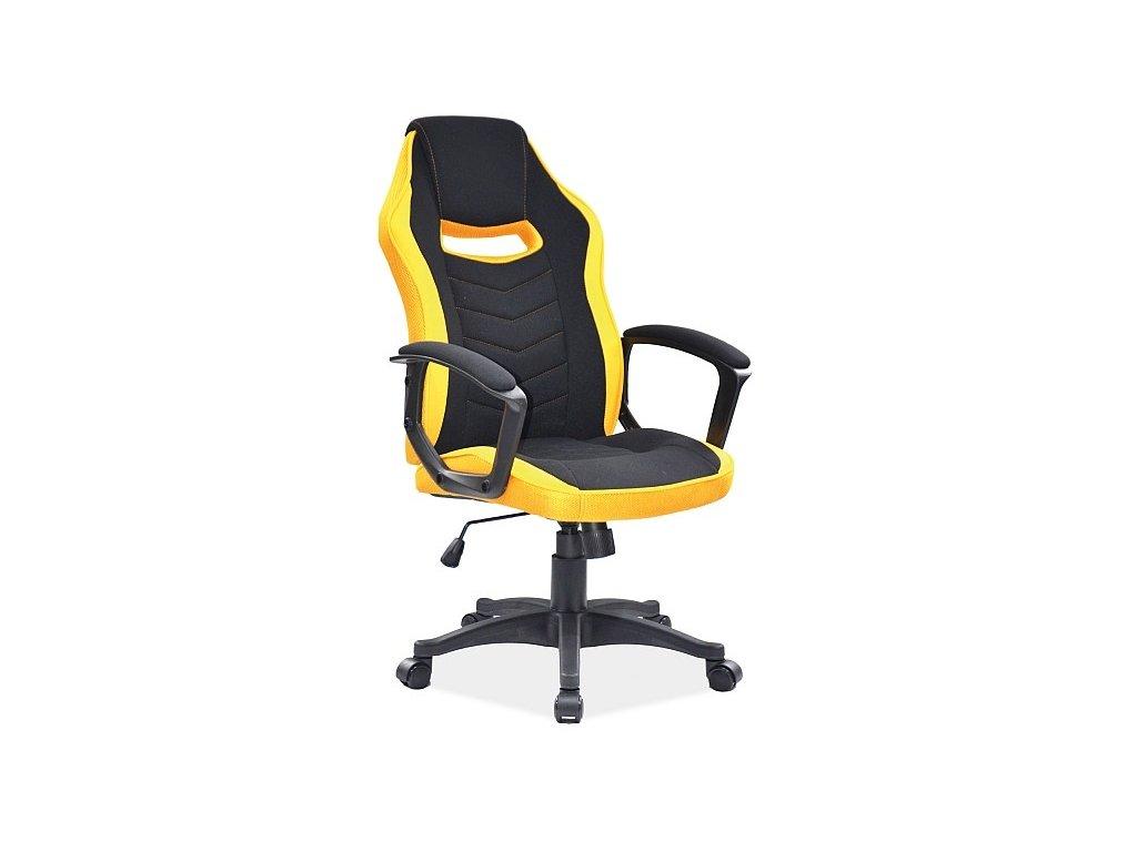 Stylová pracovní židle Camaro