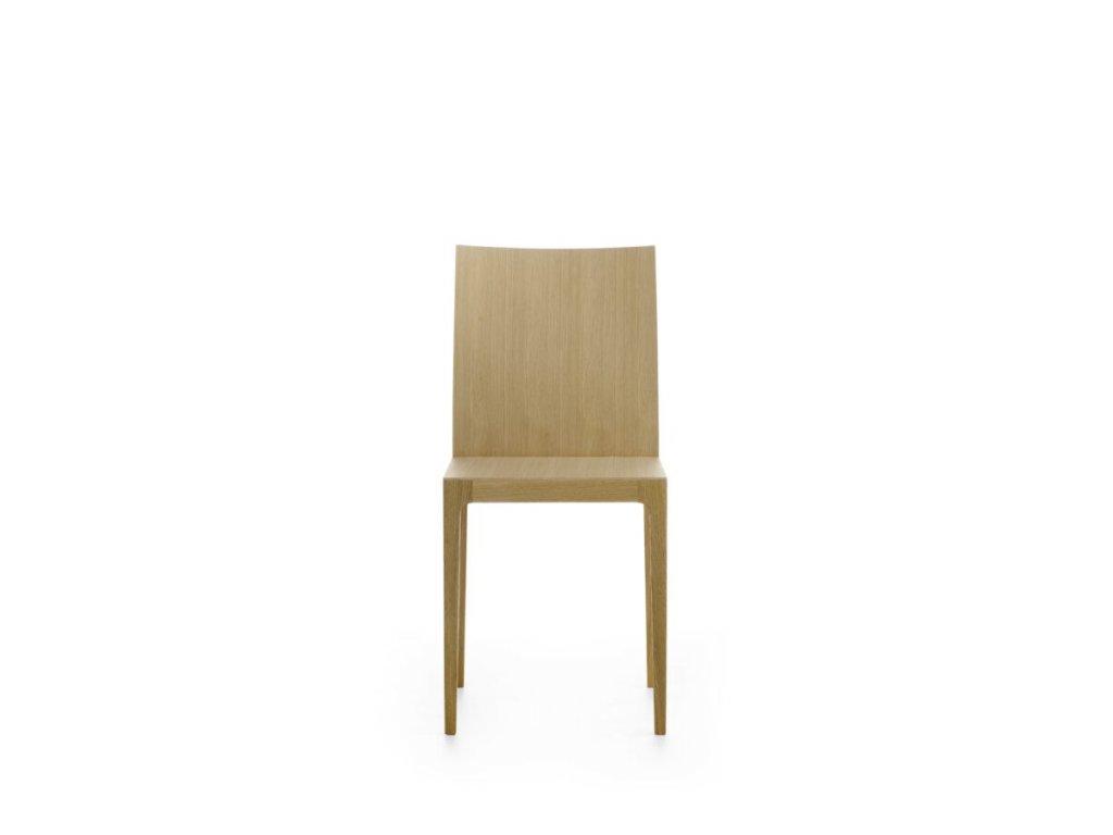 Moderní dřevěná židle Anna