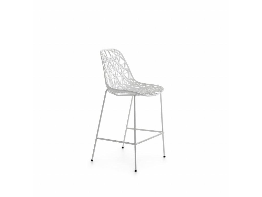 Moderní barová židle Nett