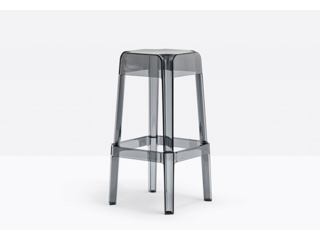 Moderní barová židle Rubik