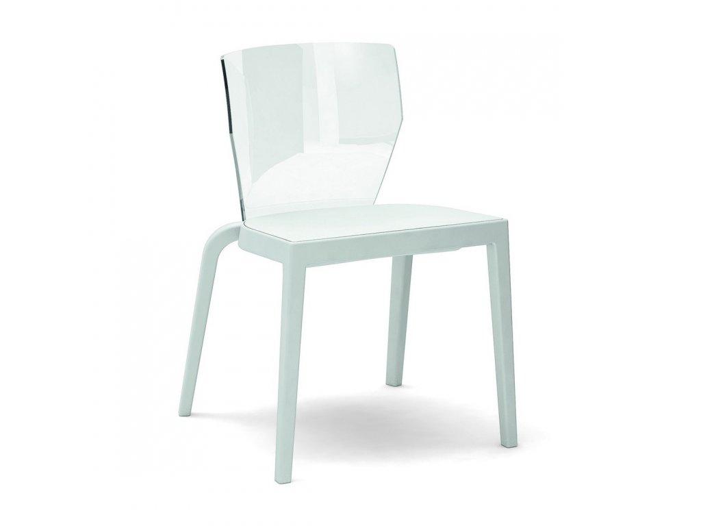 Moderní jídelní židle Bi
