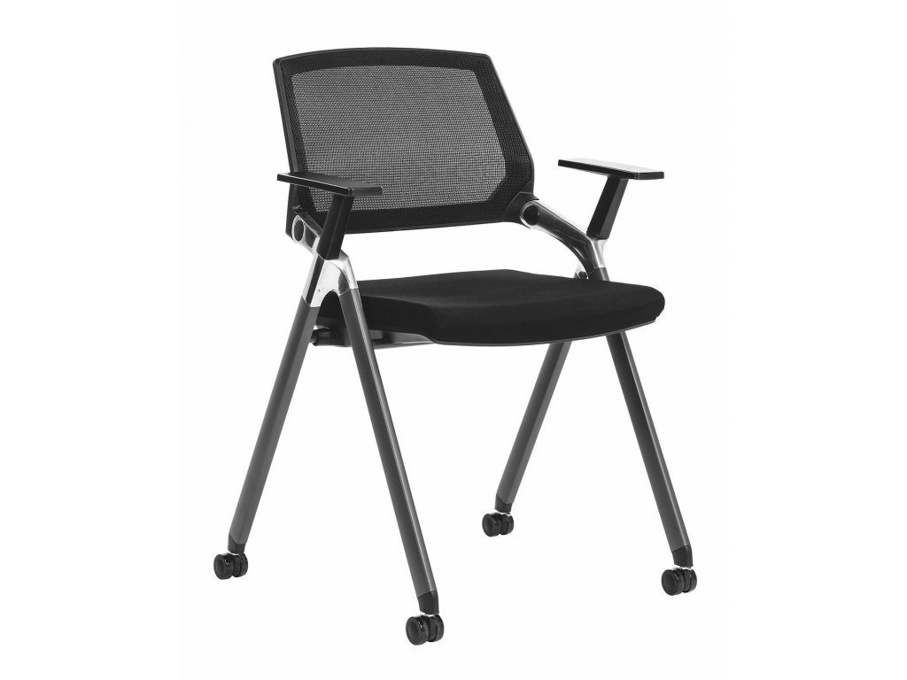Moderní konferenční židle Zen na kolečkách