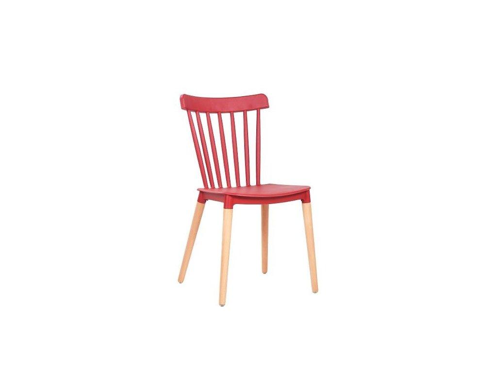 Retro židle Flora v moderním designu