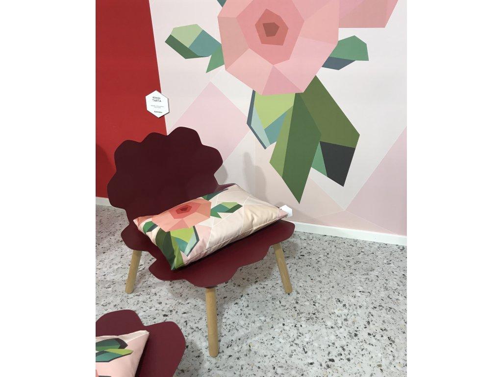 Výprodej! Designové lounge křeslo Tarta
