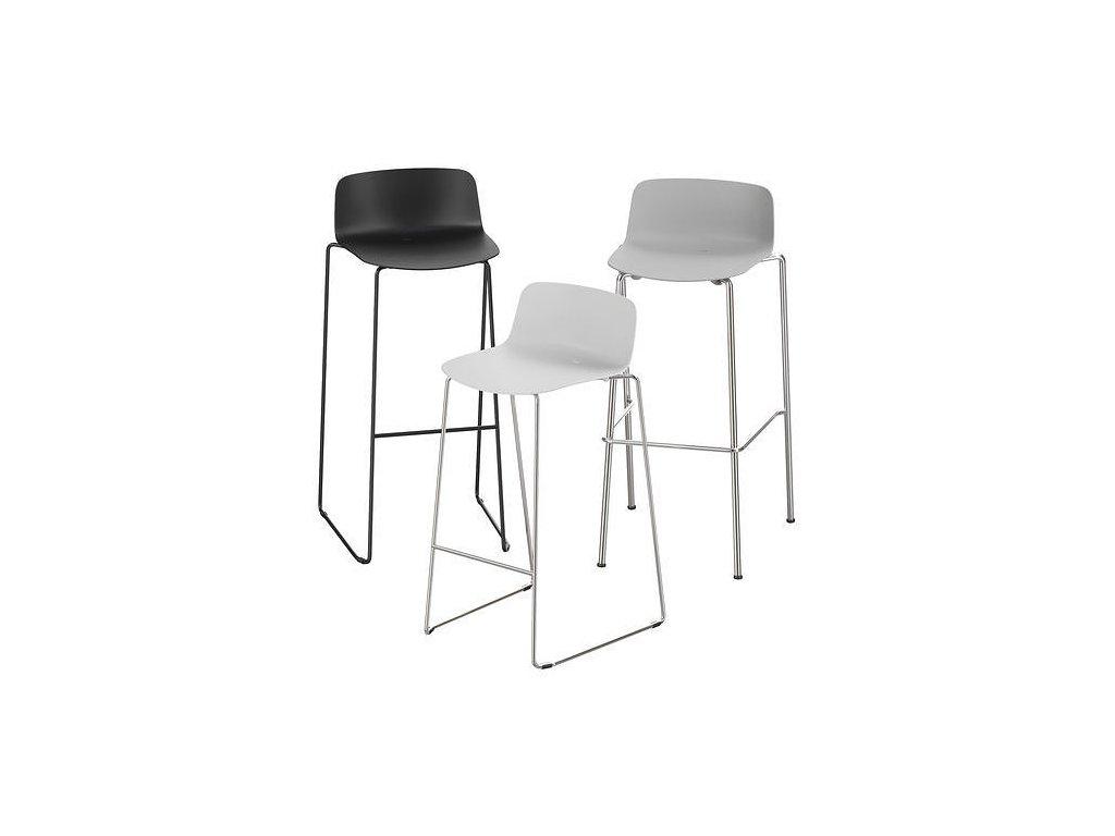 Moderní barová židle Vesper 3B