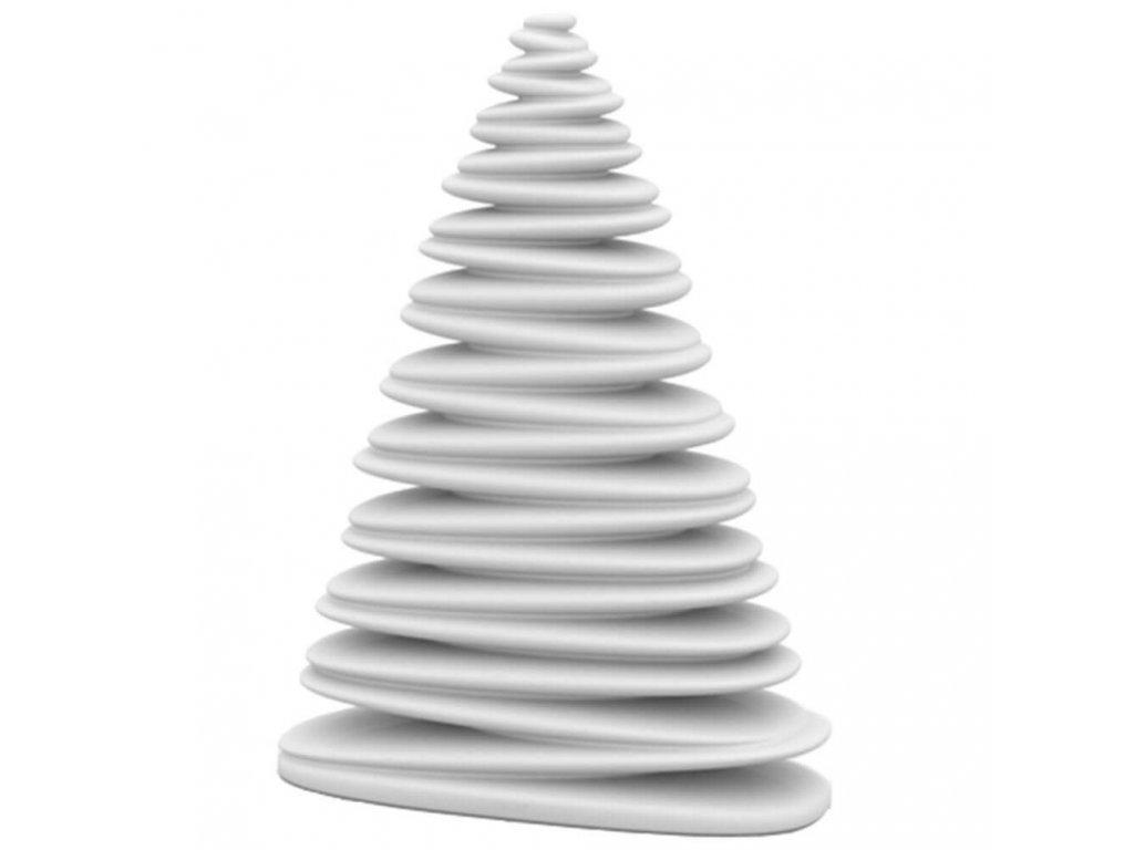 Dekorační vánoční stromek s bílým světlem 2m
