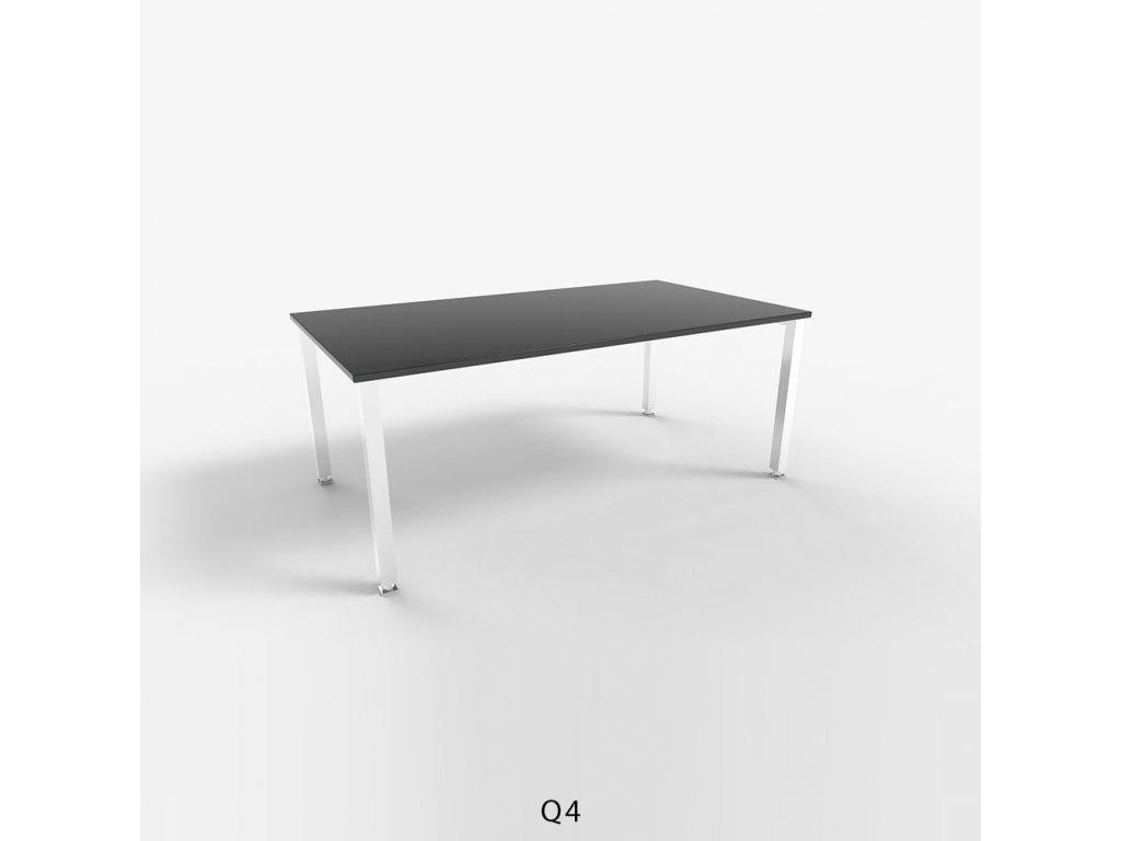 Moderní jednací stůl Q4 200x100