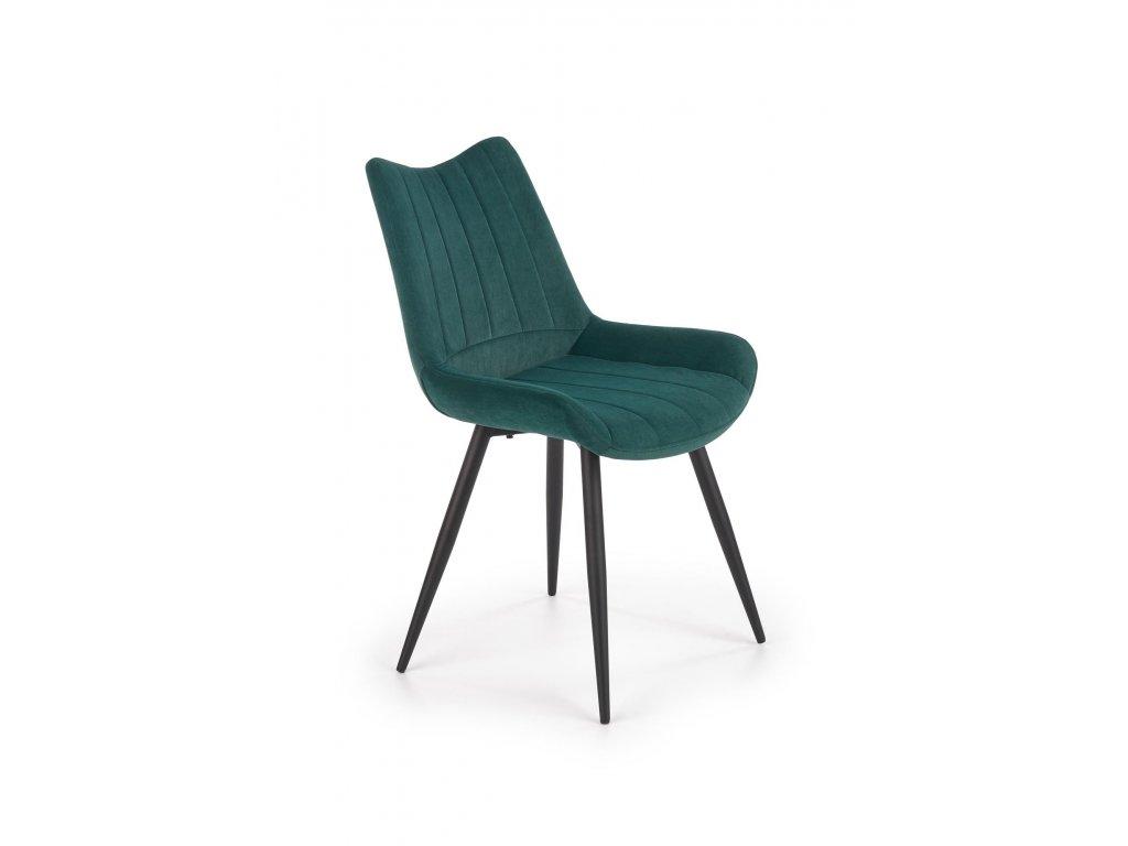 Stylová čalouněná židle K388