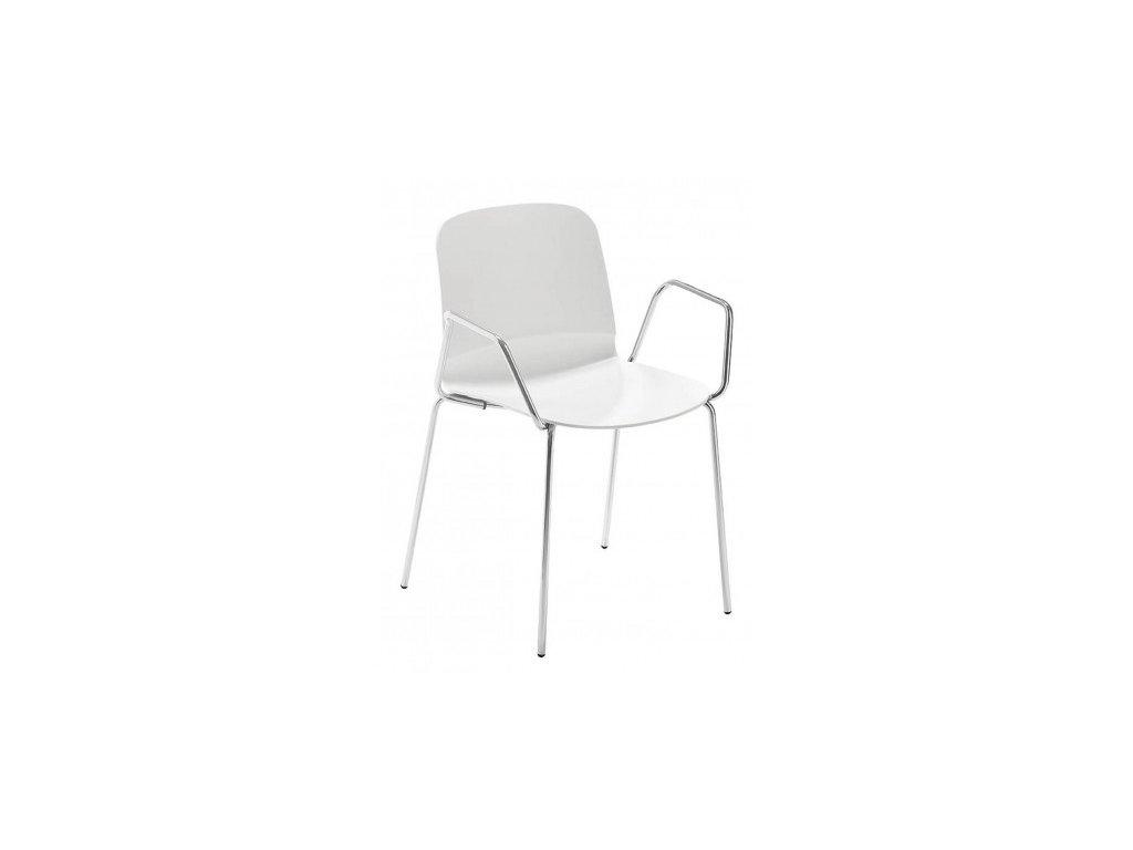 Moderní židle s područkama Liú P M RS