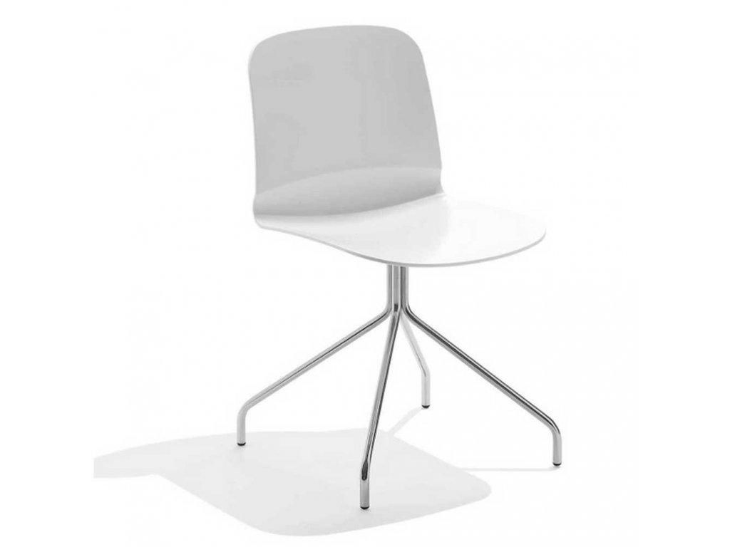 Moderní židle Liú S M RS, pavoučí podnož