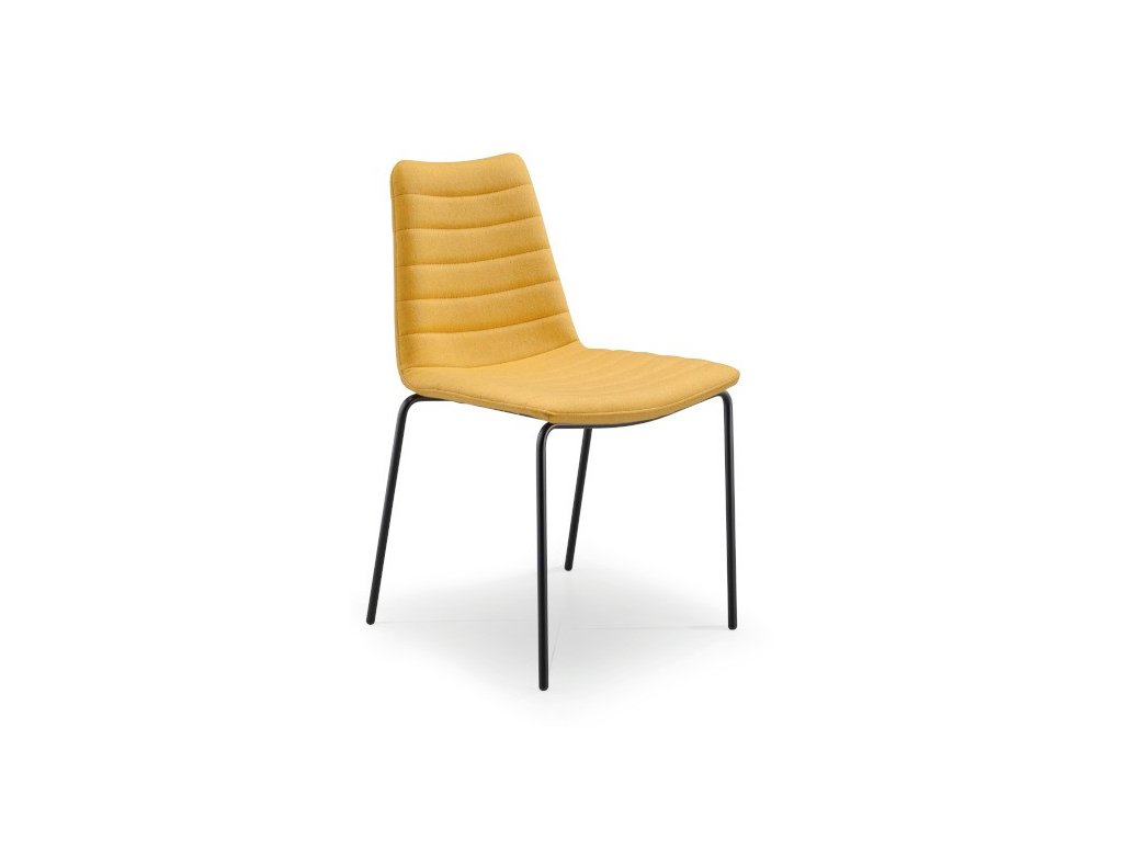Moderní čalouněná židle Cover