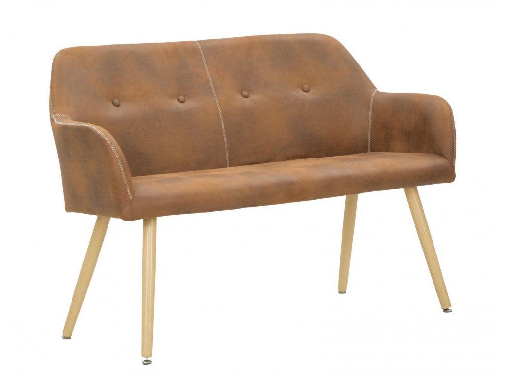 Čalouněná lavice Metropolitan