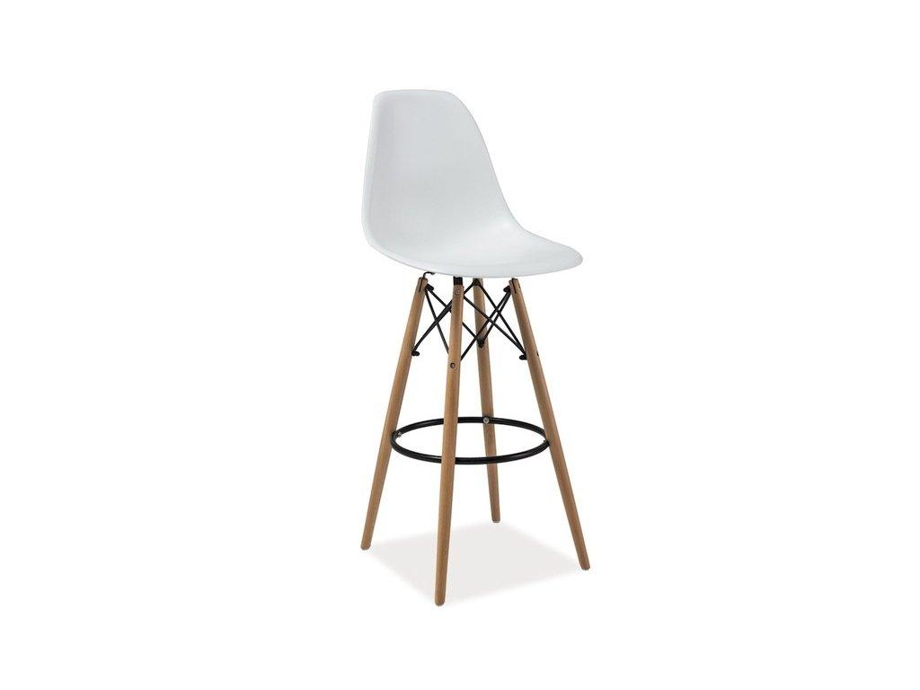 Moderní barová židle Enzo