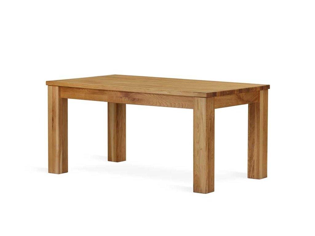 Moderní rozkládací dubový stůl S11