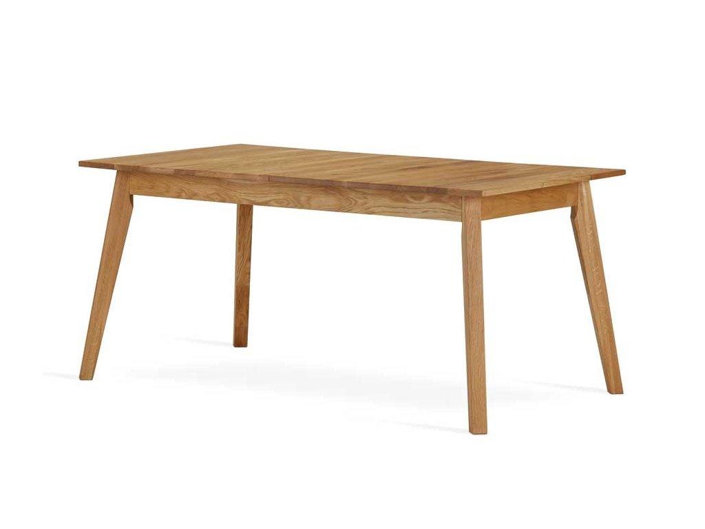 Moderní dubový rozkládací stůl S 09