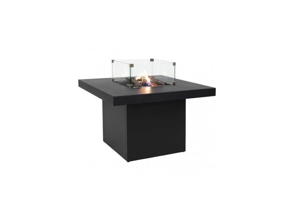 Konferenční stůl Cosibrixx 90 s ohništěm