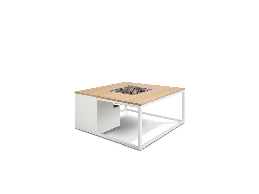 Konferenční stolek s ohništěm Cosiloft 100x100