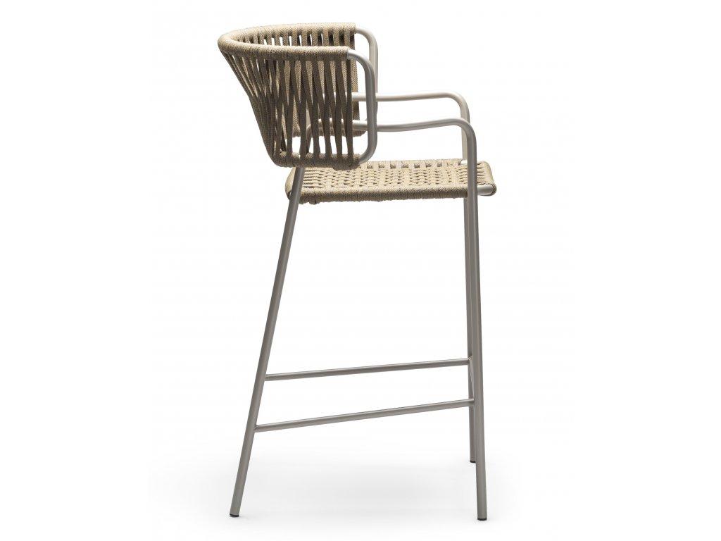 Moderní barová židle Klot SG