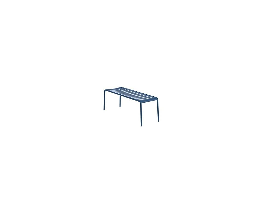 Moderná kovová lavička Stecca 8