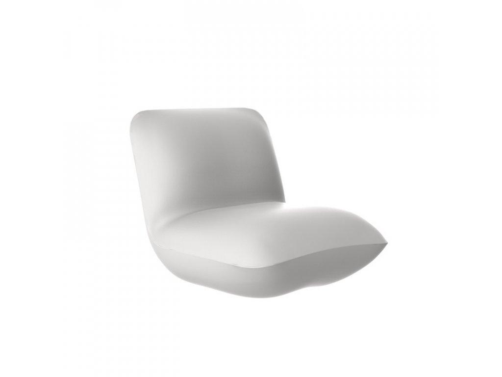 Moderní lounge křeslo Pillow