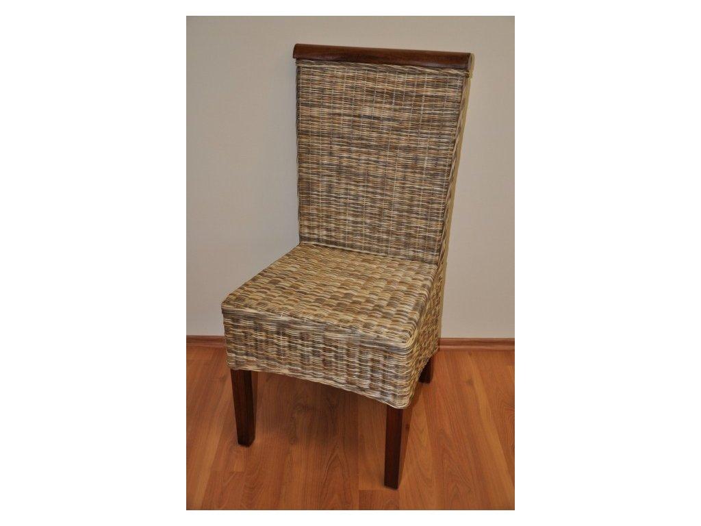 Ratanová židle Larissa wicker mix