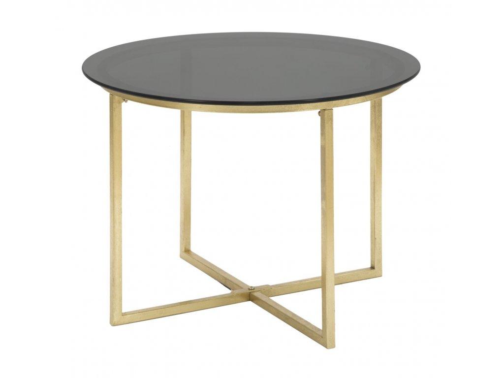 Kruhový konferenční stolek Da Caffe Glam58x43