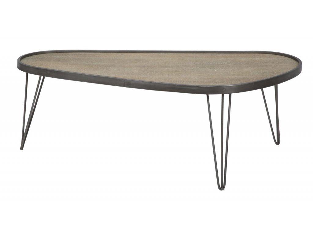 Konferenční stolek Da Caffe Raw 113x61