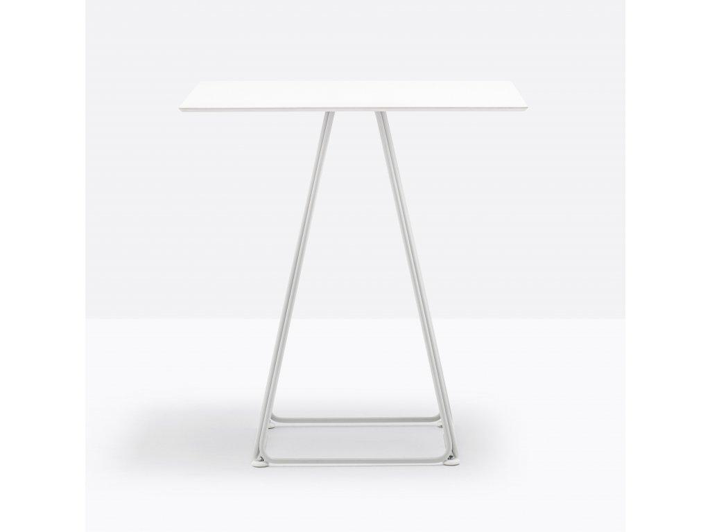 Moderní kavárenský stolek Lunar 60x60