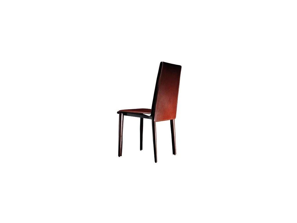Luxusní kožená židle Relaix P