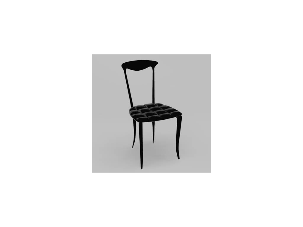 Luxusní židle Charme