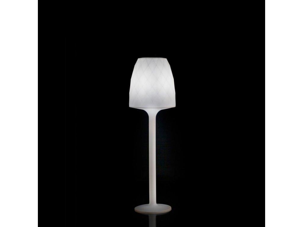 Moderní stojící lampa Vases