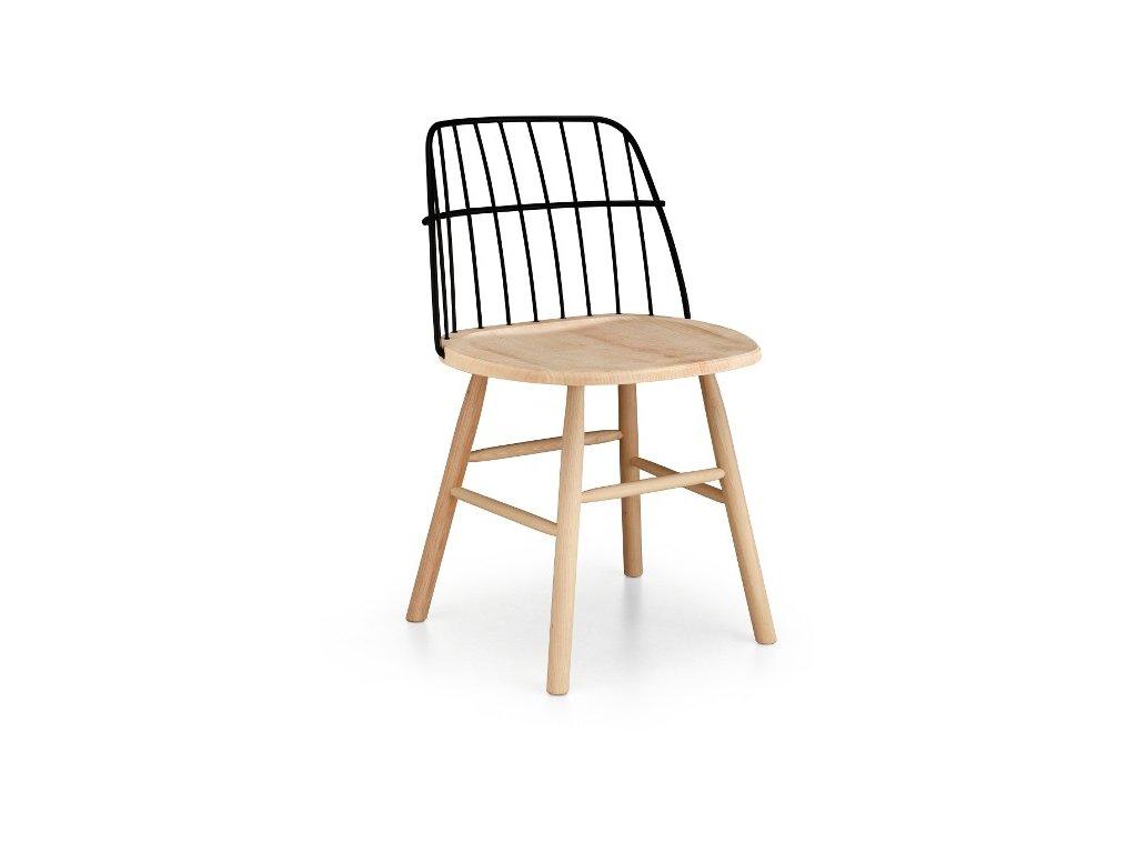 Moderní jídelní židle Strike S L