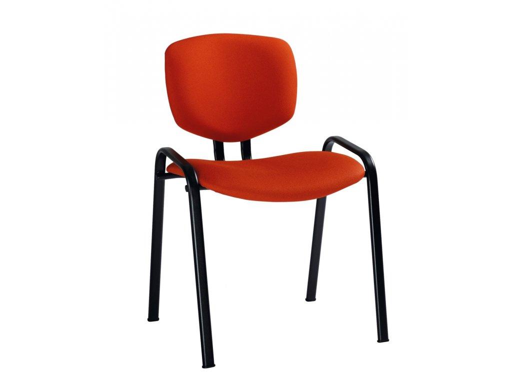 Čalouněná jednací židle Isy Stretta