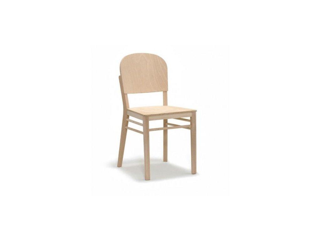 Dřevěná jídelní židle Aloe