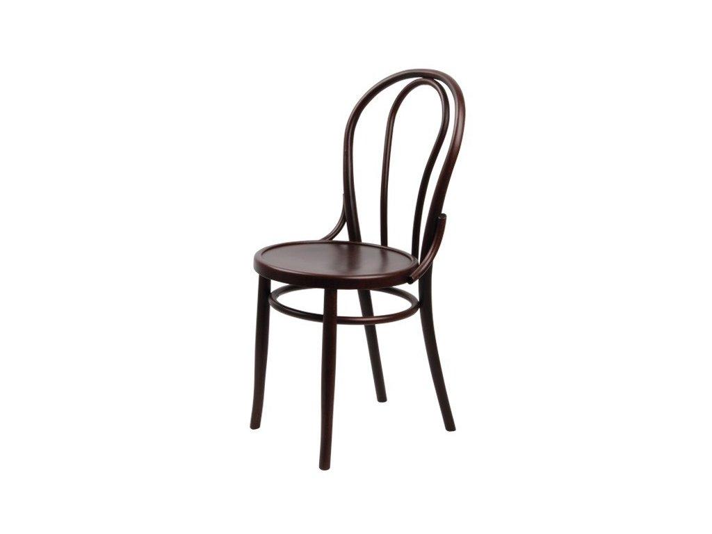 Dřevěná židle Drahuška