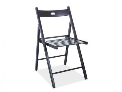 Skládací dřevená židle Smart