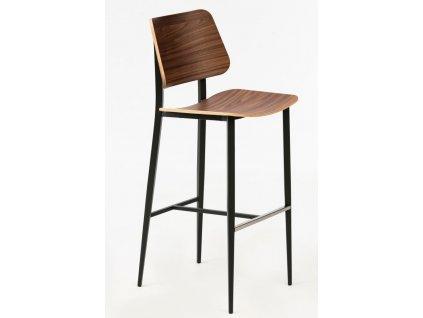 Pohodlná barová židle Joe M LG