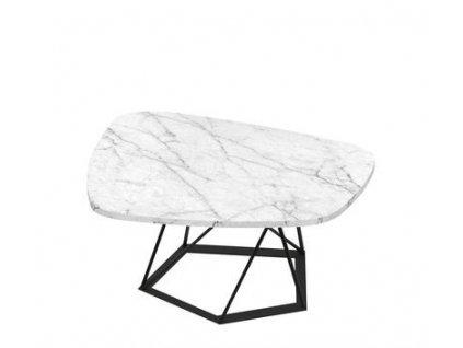 Designový konferenční stolek Poliedrik 87x77 cm