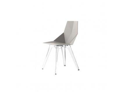Designová židle Faz Silla